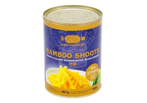 Bamboo Shoots Strips, 567g