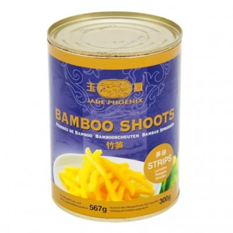 Bamboo Shoots Strips, 567g