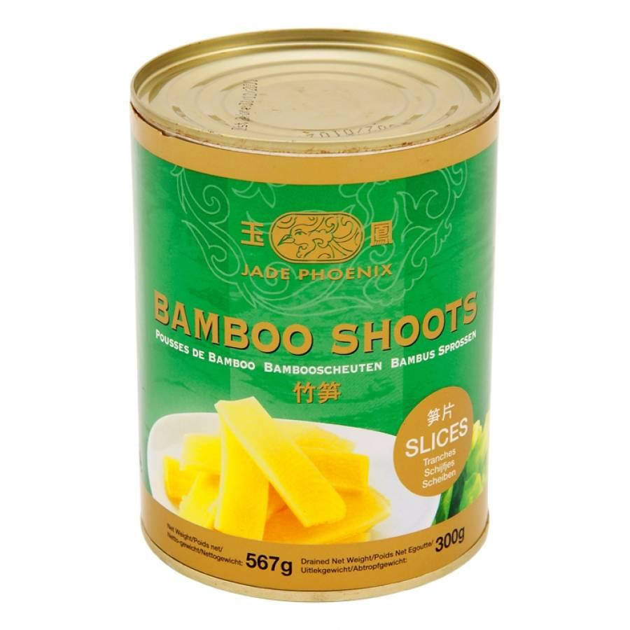 Bamboo Shoots Sliced, 567g