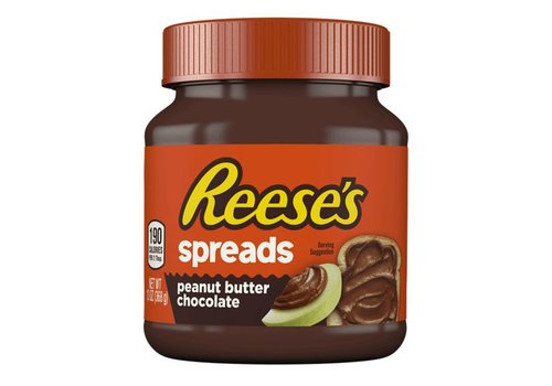 Hershey's Reese's Peanut Butter Chocolate Spreads, 368g