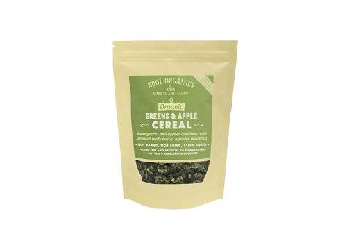Kool Organics Greens & Apple Cereal, 150g