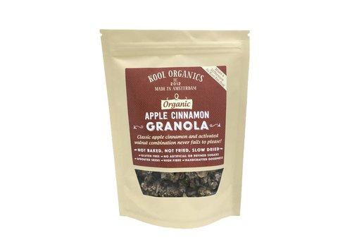 Kool Organics Organic Apple Cinnamon Granola, 150g