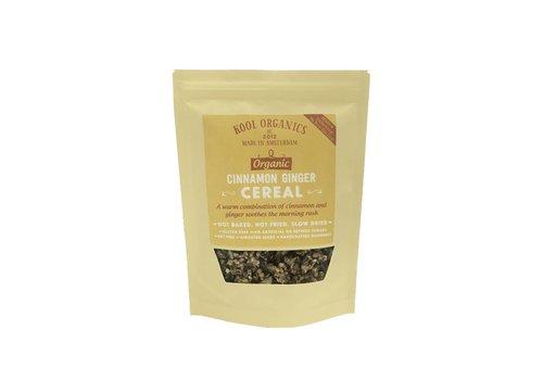 Kool Organics Cinamon Ginger Cereal, 150g