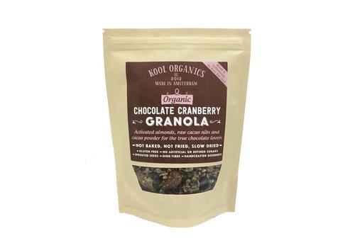 Kool Organics Chocolate Cranberry Granola, 150g