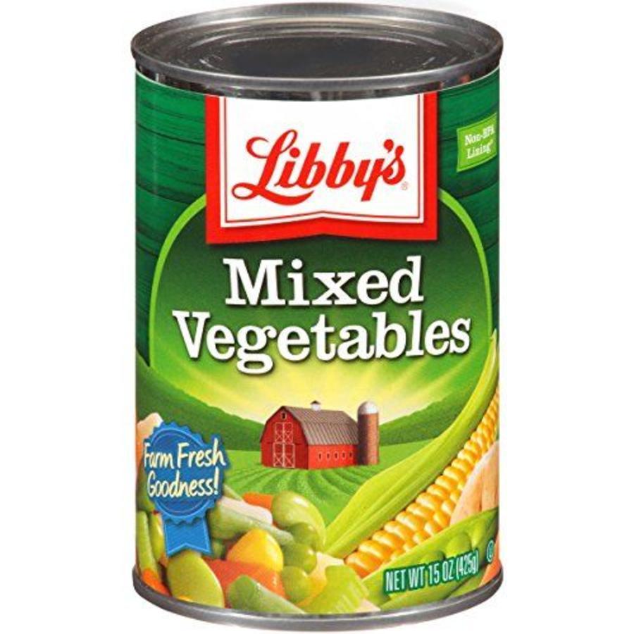 Mixed Vegetables, 425g