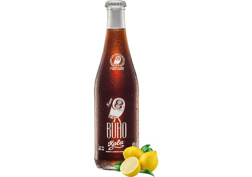 Buho Soda Kola Natural, 355ml