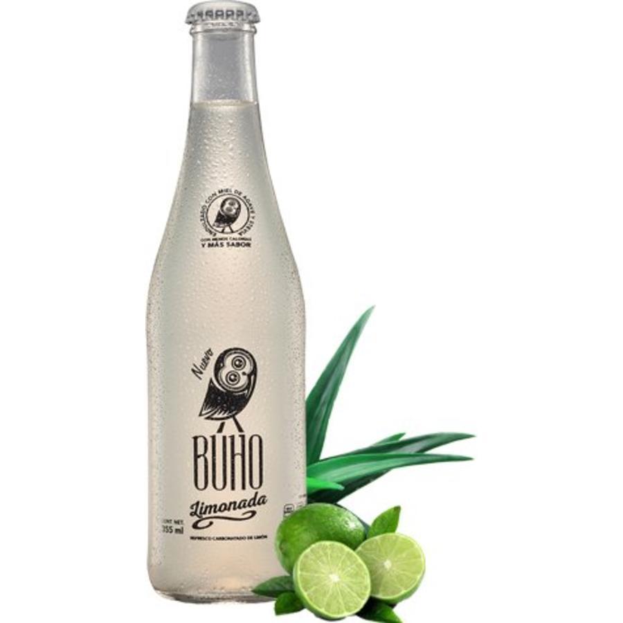 Buho Limon Menta, 355ml