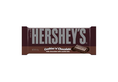 Hershey's Cookies n Chocolate, 43g