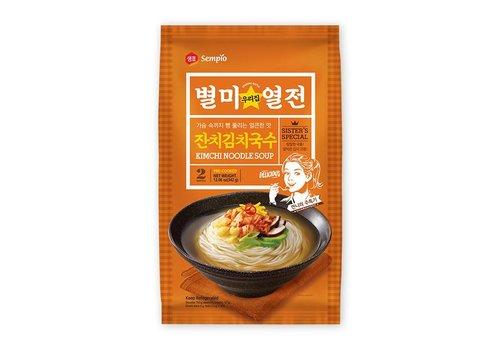 Sempio Kimchi Noodle Soup, 342g