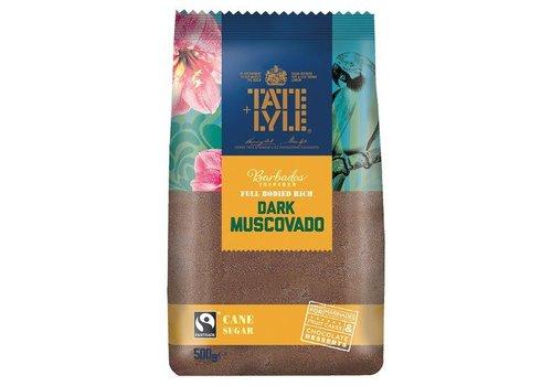 Tate & Lyle Dark Muscovado Suar, 500g