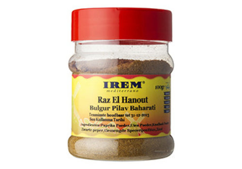 Irem Ras El Hanout, 100g