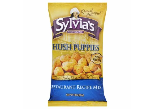 Sylvia's Hush Puppies Mix, 284g