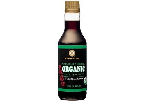Kikkoman Organic Soy Sauce, 296ml
