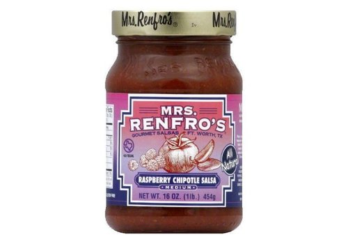 Mrs. Renfro's Raspbery Chipotle Salsa, 454g