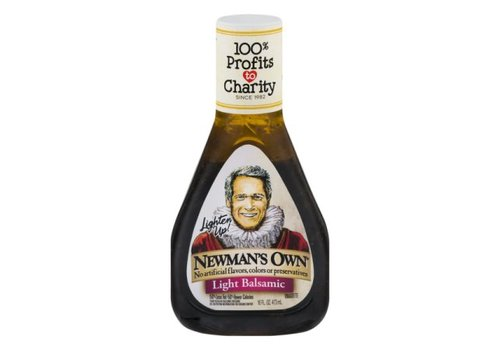 Newman's Own Light Balsamic, 473ml