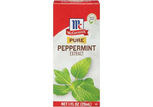 McCormick Pure Peppermint Extract, 29ml