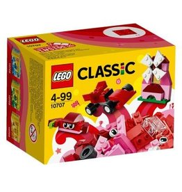 LEGO LEGO Classic 10707 - Rode Creatieve Doos