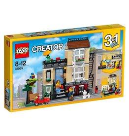 LEGO LEGO Creator 31065 - Parkstraat Woonhuis