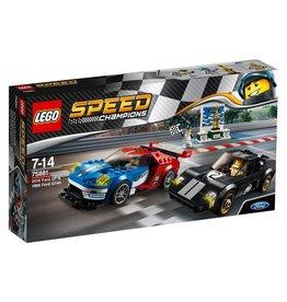 LEGO LEGO Speed 75881 - Ford GT 2016 & Ford GT40 1966