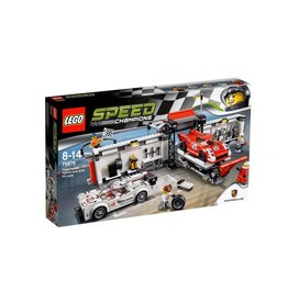 LEGO LEGO Speed 75876 - Porsche 919 Hybrid & 917K Pit Lane