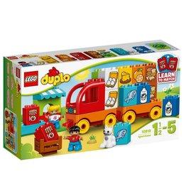 LEGO DUPLO  LEGO DUPLO 10818 - Mijn Eerste Vrachtwagen