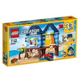 LEGO LEGO Creator 31063 - Strandvakantie