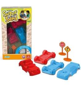SuperSand Super Sand Vormpjes Auto