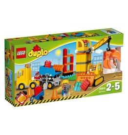 LEGO DUPLO  LEGO DUPLO 10813 - Grote Bouwplaats