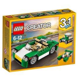 LEGO LEGO Creator 31056 - Groene Sportwagen