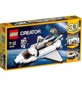 LEGO LEGO Creator 31066 - Spaceshuttle Verkenner