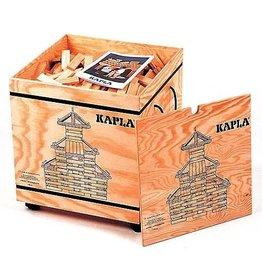 Kapla Kapla 1000 blanke plankjes in kist