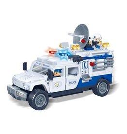 BanBao 8343 - Politiewagen