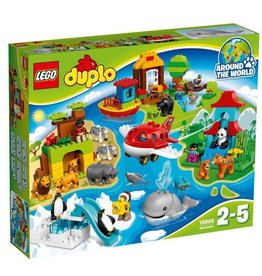 LEGO DUPLO  LEGO DUPLO 10805 - Rond de Wereld