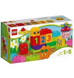 LEGO DUPLO  LEGO DUPLO 10831 - Mijn Eerste Rups
