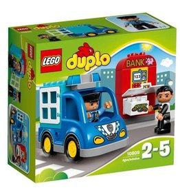 LEGO DUPLO  LEGO DUPLO 10809 - Politiepatrouille