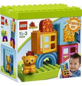 LEGO DUPLO  LEGO DUPLO 10553 - Peuter bouwen en spelen