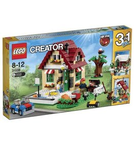 LEGO LEGO Creator 31038 - Verandering van de seizoenen