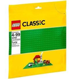 LEGO LEGO Classic 10700 - Groene bouwplaat