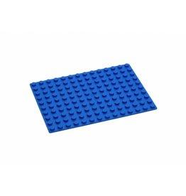 Hubelino Hubelino Grondplaat 140 Noppen Blauw