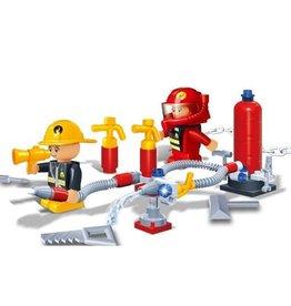 BanBao 8317 - Brandweermannen