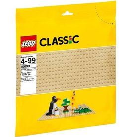LEGO LEGO Classic 10699 - Zandkleurige bouwplaat