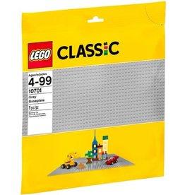 LEGO LEGO Classic 10701 - Grijze bouwplaat
