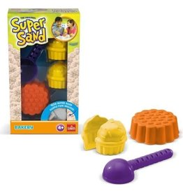 SuperSand Super Sand Vormpjes Bakkerij