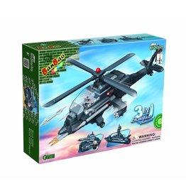 BanBao 8478 - 3 in 1 Helikopter