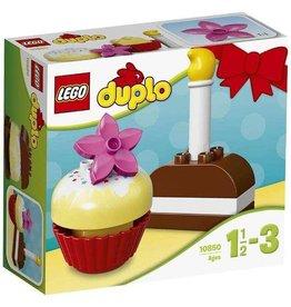 LEGO DUPLO  LEGO DUPLO 10850 - Mijn eerste taartjes