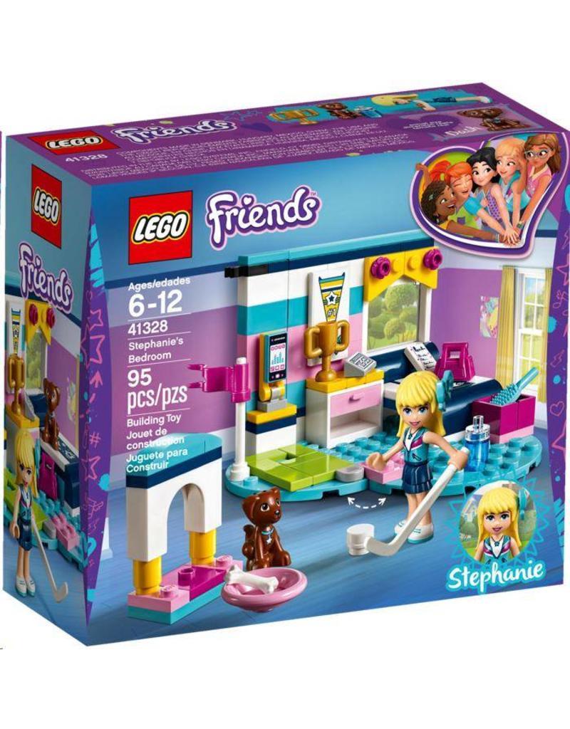 LEGO Friends 41328 - Stephanie\'s Slaapkamer - Toys2Build