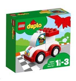 LEGO DUPLO  LEGO DUPLO 10860 - Mijn Eerste Racewagen