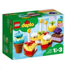 LEGO DUPLO  LEGO DUPLO 10862 - Mijn Eerste Feest