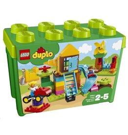LEGO DUPLO  LEGO DUPLO 10864 - Grote Speeltuin Opbergdoos