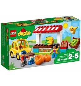LEGO DUPLO  LEGO DUPLO 10867 - Boerenmarkt